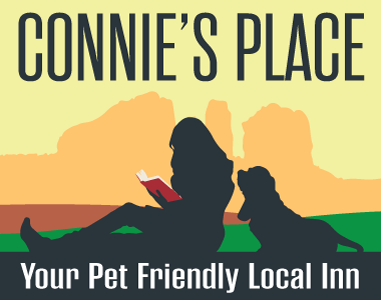 Connie's Place Sedona Logo